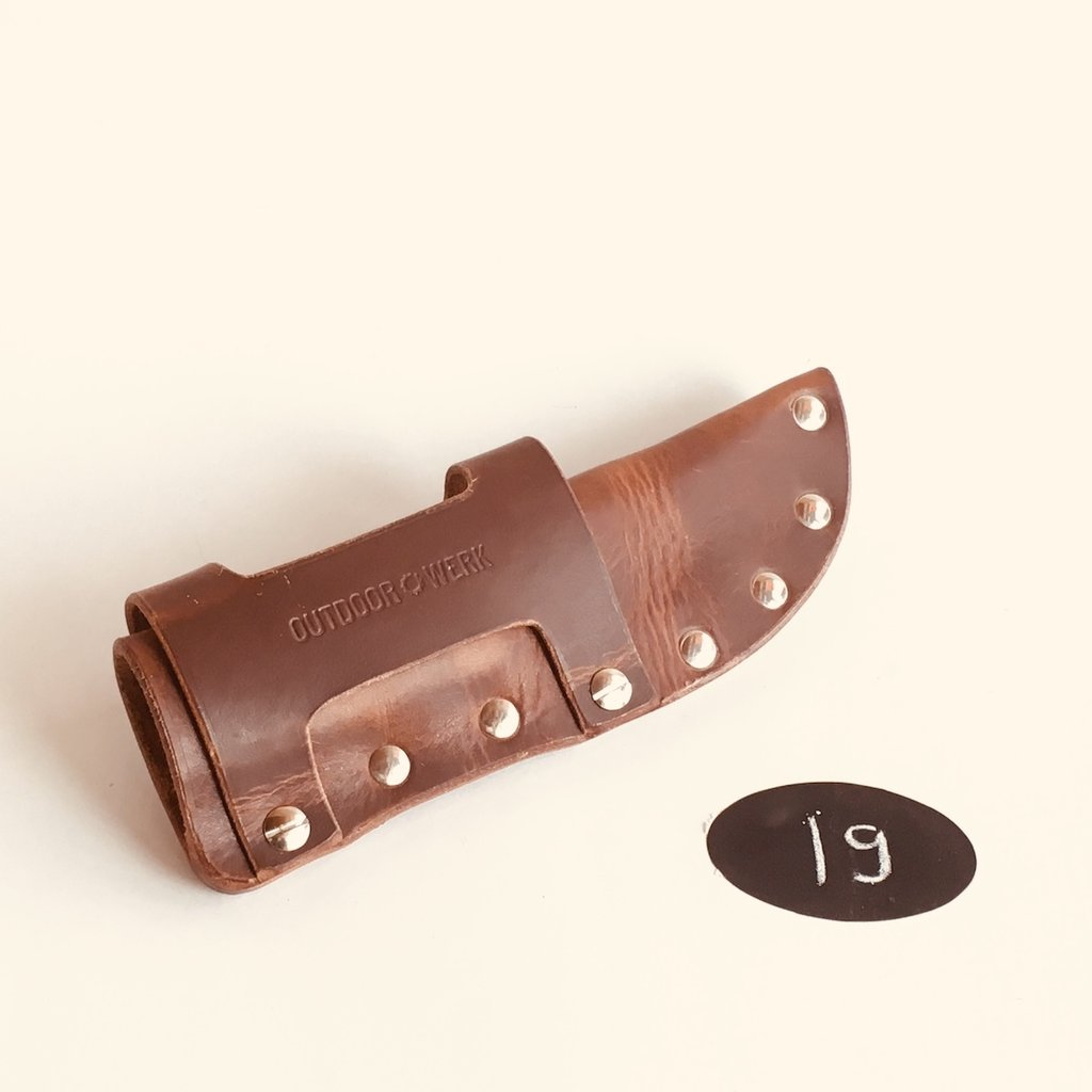 OW4 leather sheath discount #1