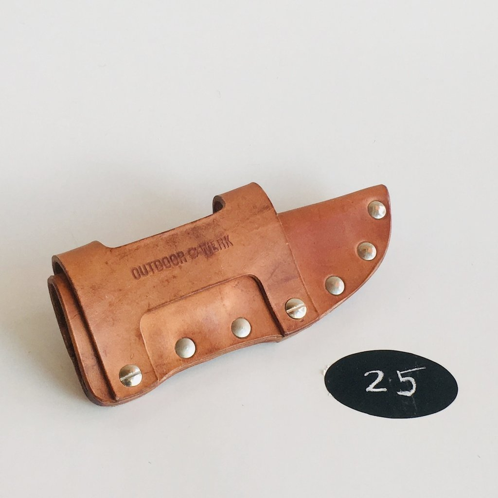 OW3 leather sheath discount #25