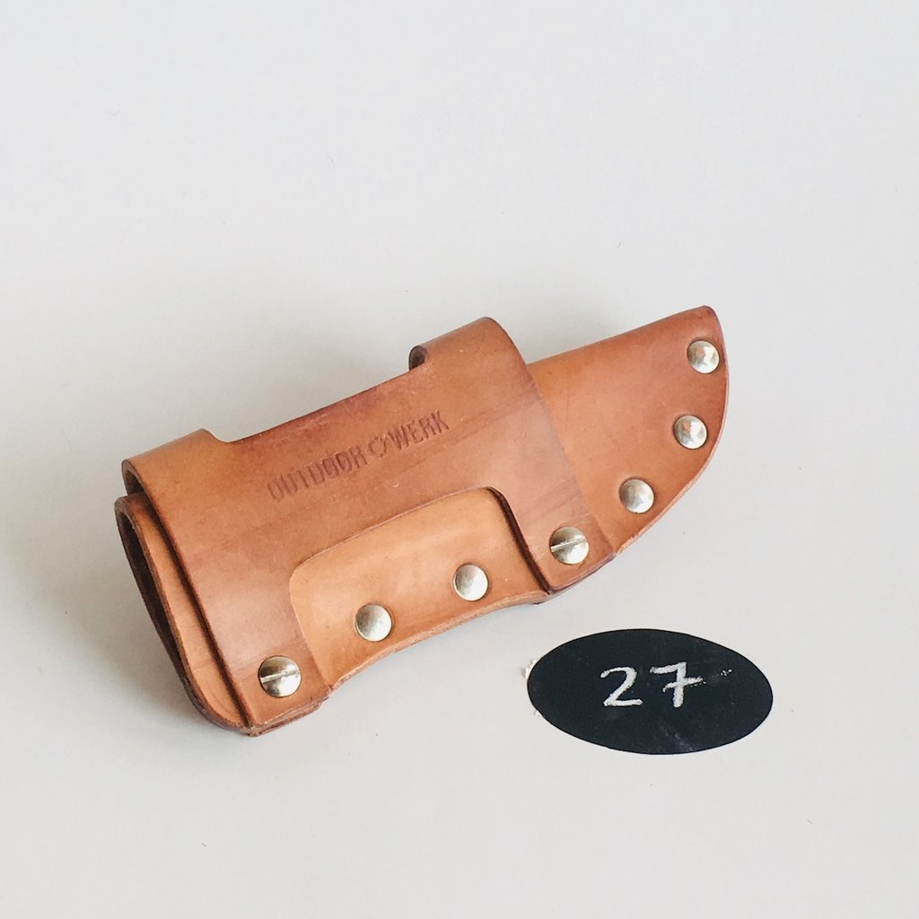 OW3 leather sheath discount #27