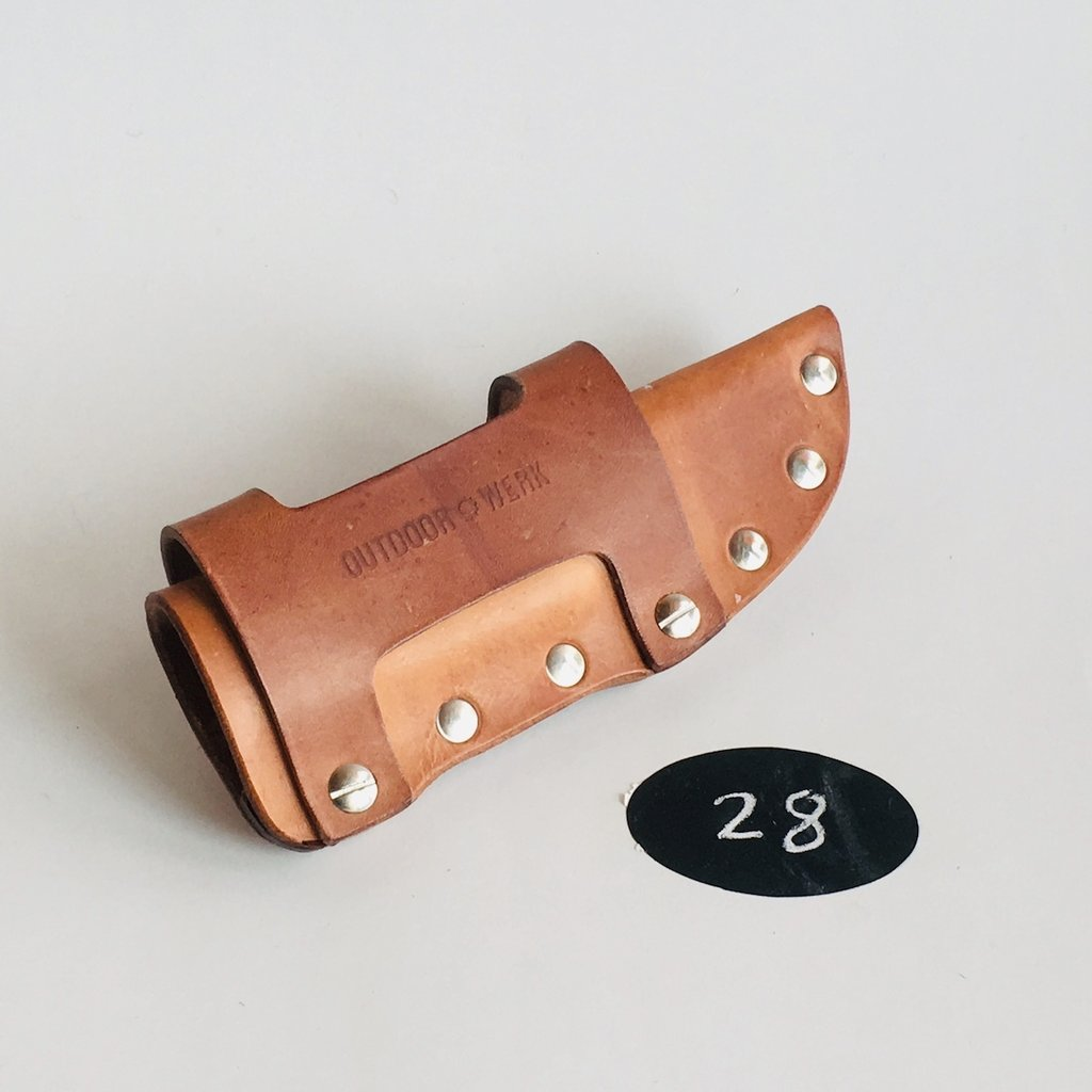 OW3 leather sheath discount #28