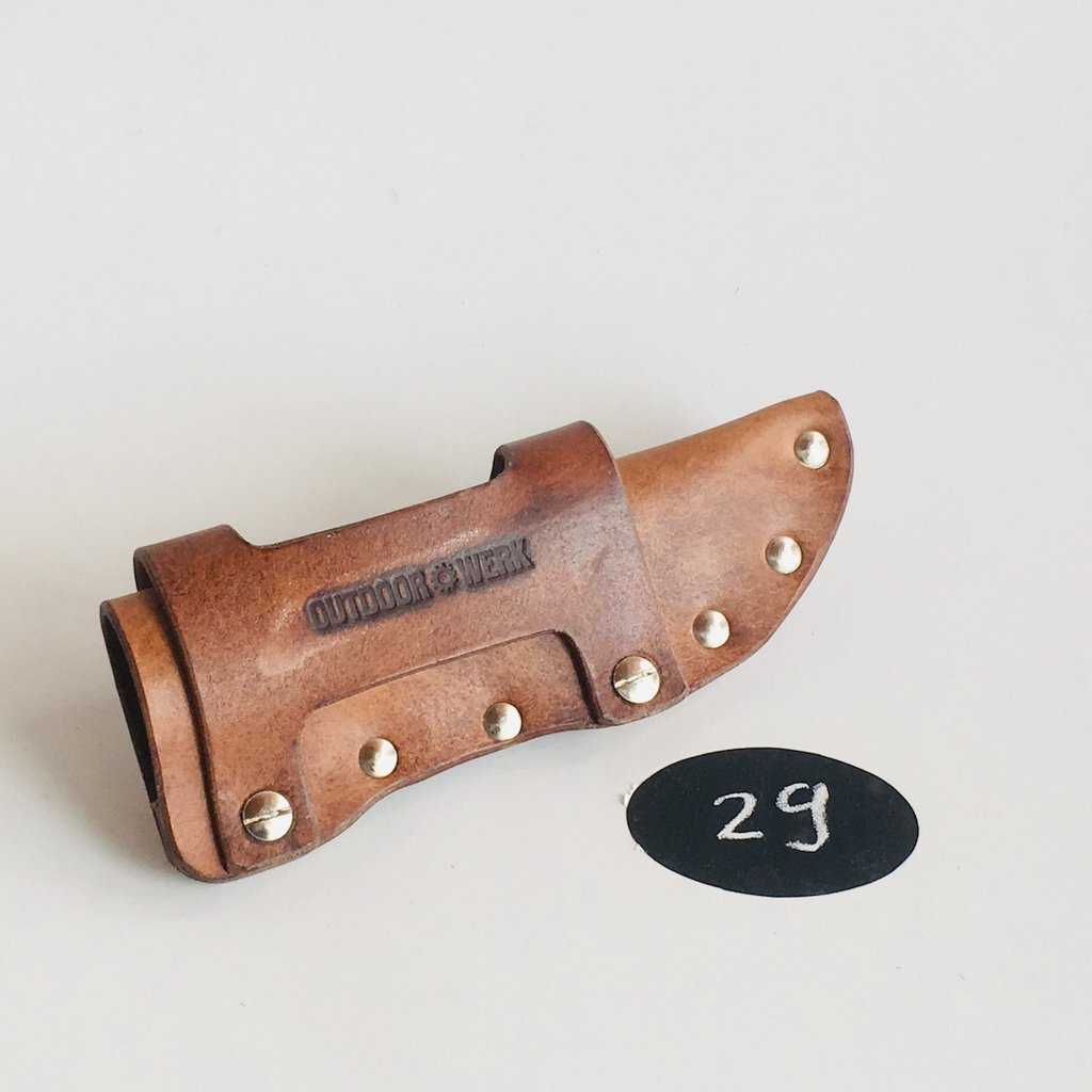 OW29 leather sheath discount #29