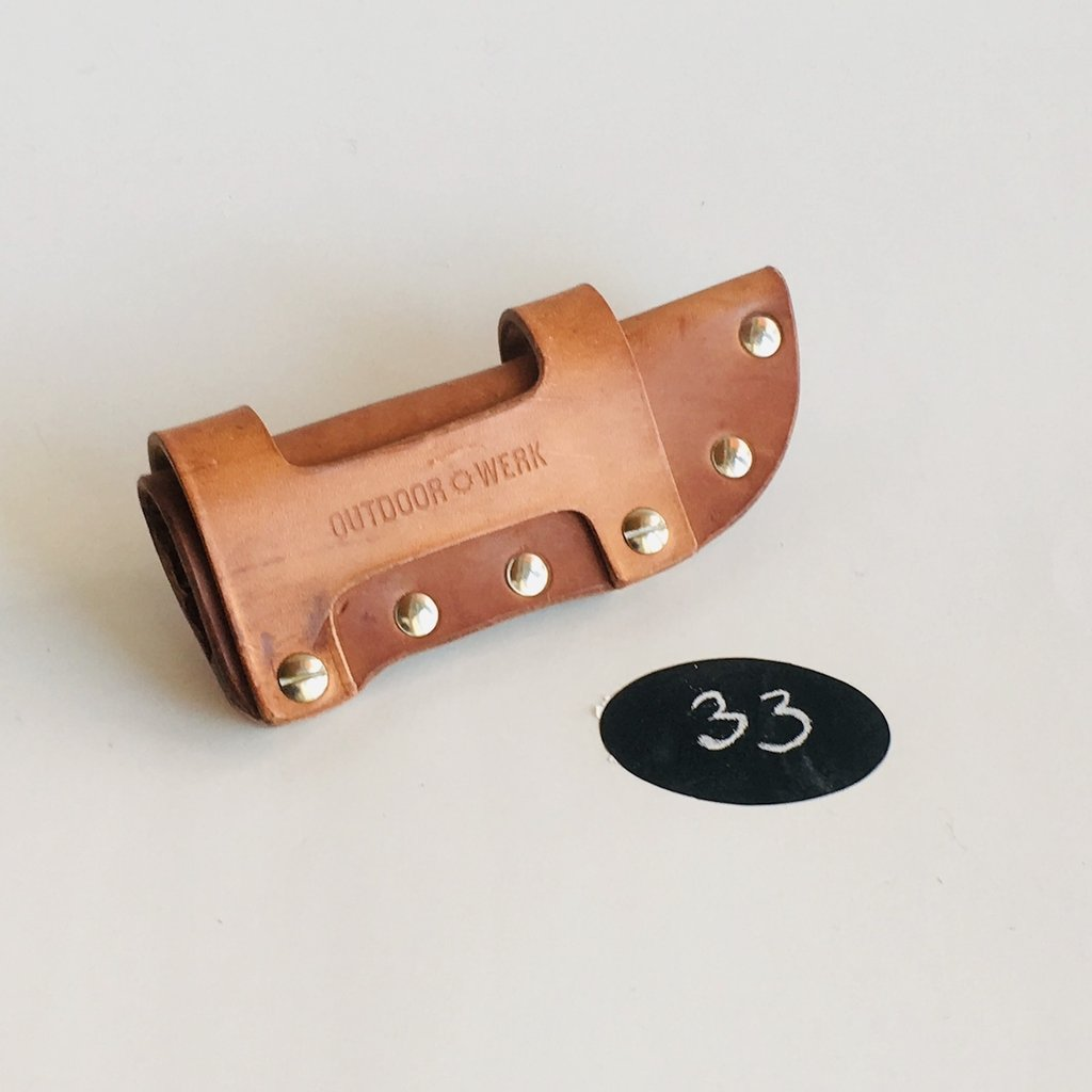 OW2 leather sheath discount #33