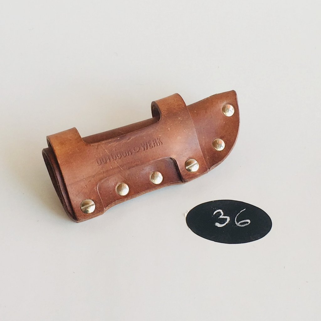 OW2 leather sheath discount #36