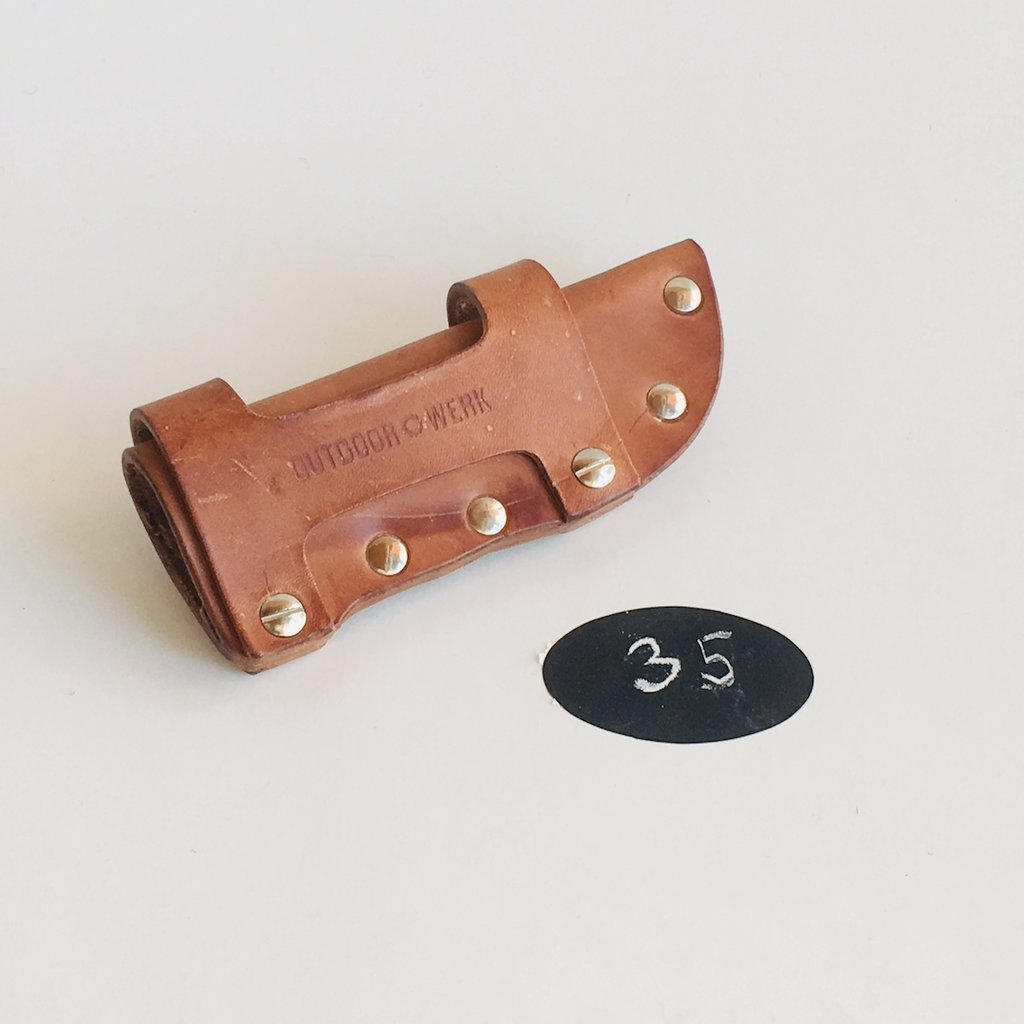 OW2 leather sheath discount #35