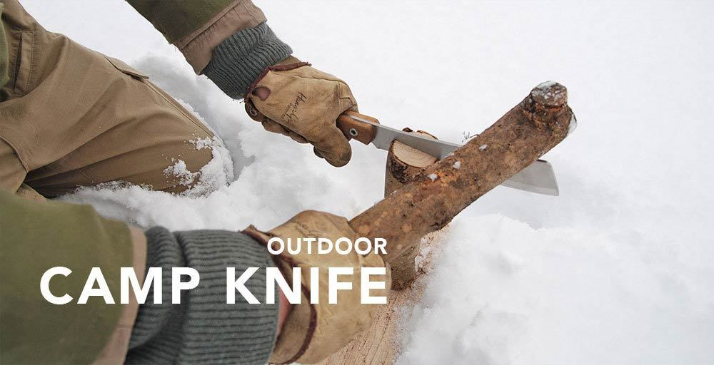 outdoor camp knife