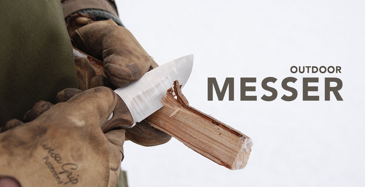 Outdoor-Messer